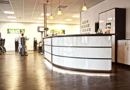 Gesundheitscenter Empfang in Boostedt