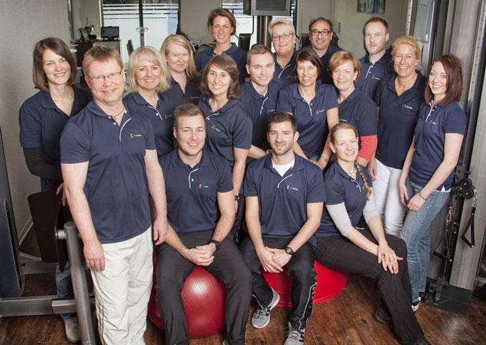 Team Therapiezentrum Boostedt